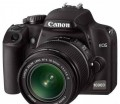 Canon EOS 1000D kit EF-S 18-55